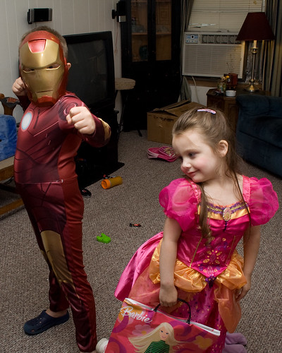 Ironman and the Princess