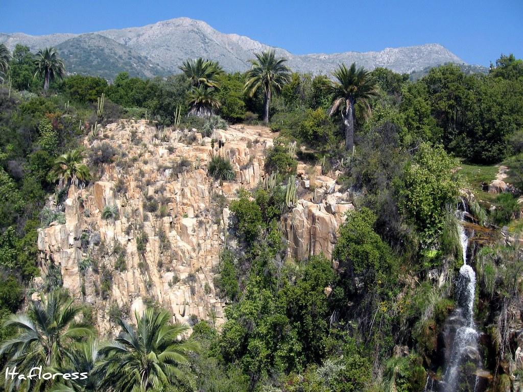La Cascada (Salto de la Cortadera).