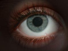 Las palabritas .....  (Majocesa) Tags: macro eye ojo eyelashes jill blueeyes meg pestaas blueribbonwinner diamondclassphotographer betterthangood majocesa damniwishidtakenthat