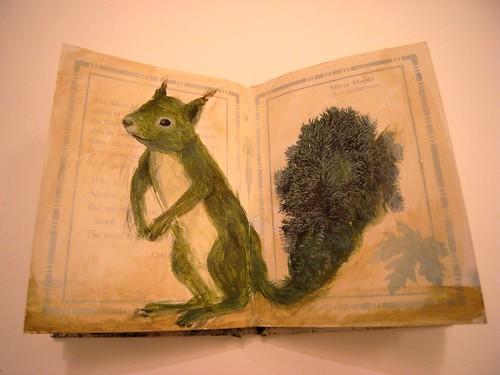 "sketch-book ""Woodland"""