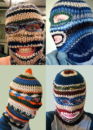 my ski masks!