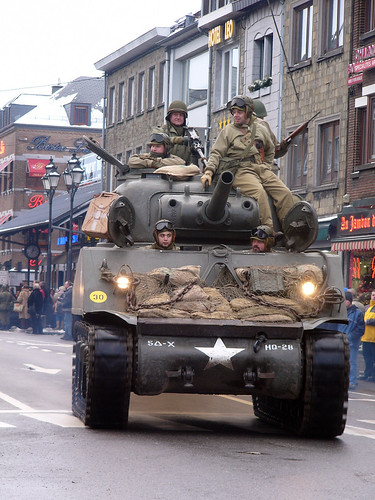 Bastogne Historical Walk 2005
