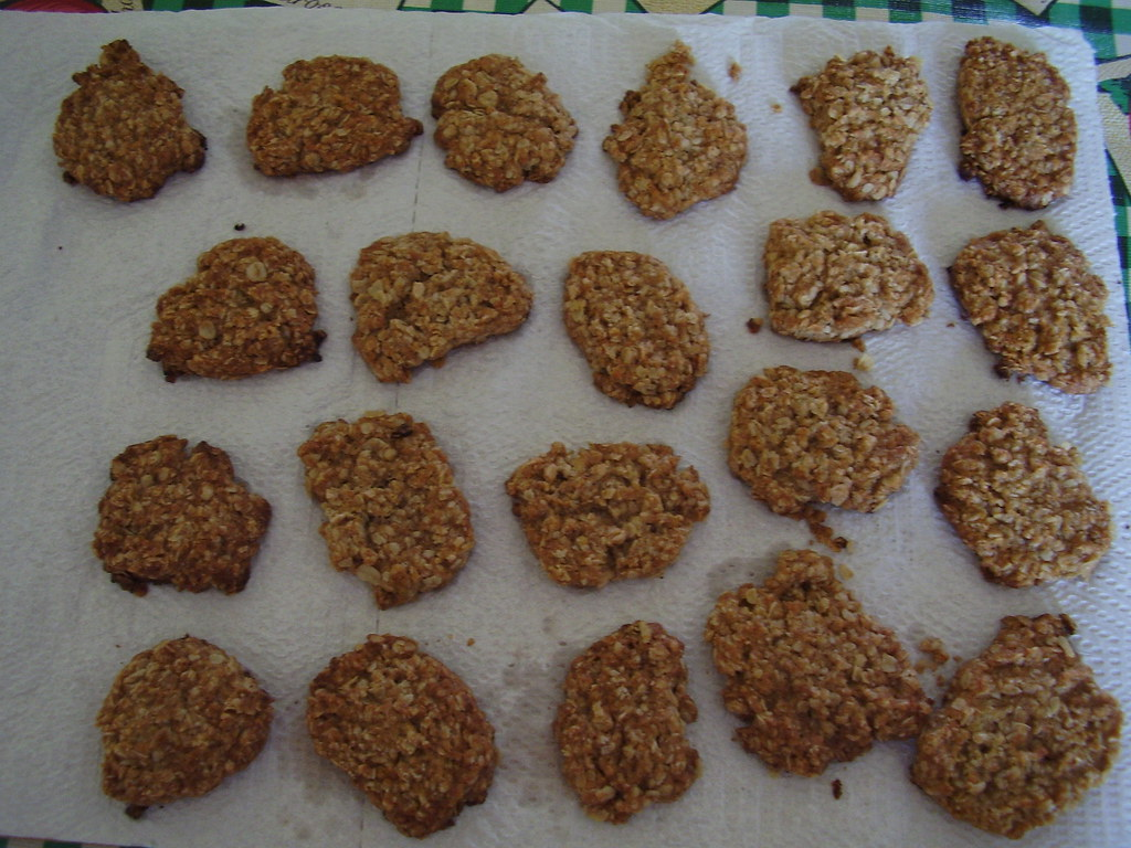 Oatmeal Spice Cookies Recipe