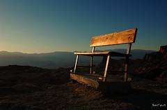 Lonely chair...