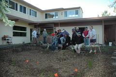 group photo (salmonprotection) Tags: spawn raingarden rainwaterharvesting