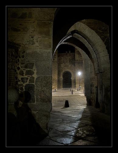Puerta a Toledo misterioso