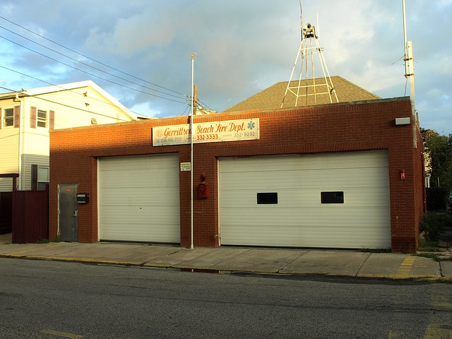 Volunteer Fire Department, Gerrittsen Beach, Brooklyn, New York City