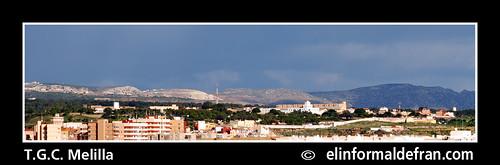 Fotos Melilla. TGC Iº de la Legión Melilla