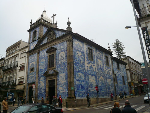 Porto - Blue Tiled Church