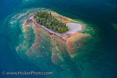 Landscape art - Aerial picture of a little island in lake Superior in Ontario Canada (Rolf Hicker Photography) Tags: travel ontario canada nature water scenery fineart lakes scenic aerial greatlakes lakesuperior thunderbay aerials travelphotography travelcanada aerialpictures rolfhicker scenicpictures lakepictures goldstaraward honeymooncanada travelontario hickerphotocom thunderbaypictures