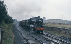 8F 48356 Up Freight Shap 30 Aug 1966 (pondhopper1) Tags: steam railways 280 lms shap 8f uksteam