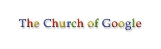 the church of google eglise de google
