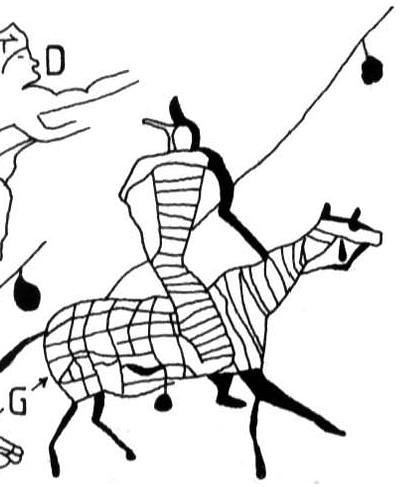 göktürk heavy cavalry-graffitti