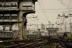 Milano Da Bere (danieleb80) Tags: milano stazione binari treni ferrovie stazionecentrale milanodabere milanouelw milanoanni70 sottoilcielodimilano