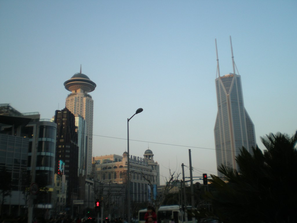 New World Grand Hotel / Radisson Hotel / Shanghai New World, ??????????,, Shimao International Plaza, Shanghai, ??????, ??