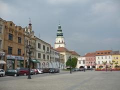 Kromeriz Velke Nam Main Square