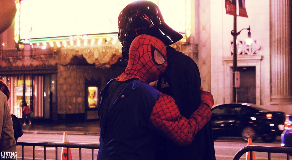 Love versus Heroes
