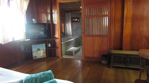 Koh Samui Kirati Resort - サムイ島キラチリゾート デラックスハット (16)
