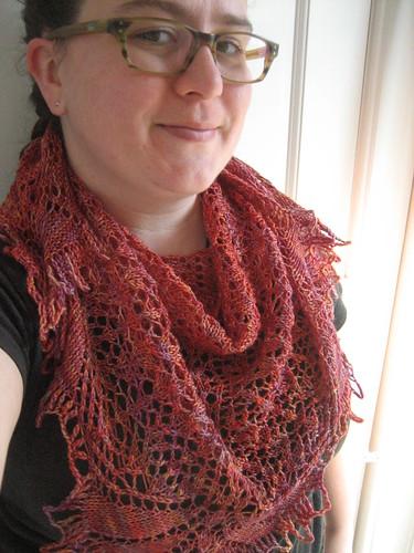 I like this shawl