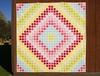 A Vintage Trip by Yoyomama Designs (yoyomamadesigns) Tags: quilt handmade quilting patchwork rawedge yoyomama yoyomamadesigns
