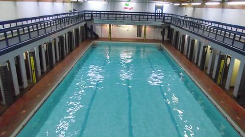 Tunstall Pool
