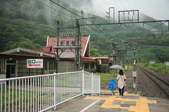 土合駅(3)