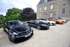 Supercar Avenue (Maxime Jouet / El-Astic) Tags: england orange black heritage ford up car project grey mercedes benz gulf martin stuttgart bs spyder 63 line kahn mans le german series 24 12 gt nikkor audi dtm limited rs maxime supercar f4 jouet aston v10 52 amg sl65 volante supercars elastic r8 fsi clk db9 gt3 997 lagonda heures 2011 d90 posche worldcars