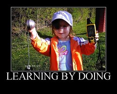 Professional Excellence: Learning by Doing