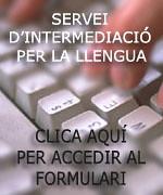 A a Servei d'Intermediació per la Llengua