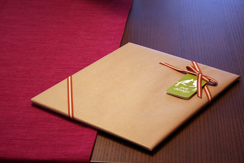 a parcel from pve design