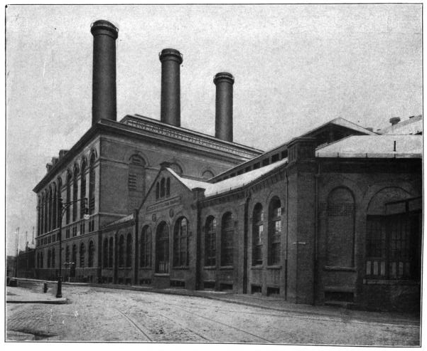 BMT Powerhouse 1906