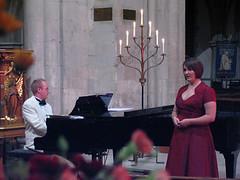 Organ launch concert (Jonmarklee) Tags: jon berkhamsted chrissy