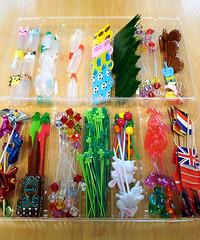 Sakurako Kitsa recycled manicotti trays 2