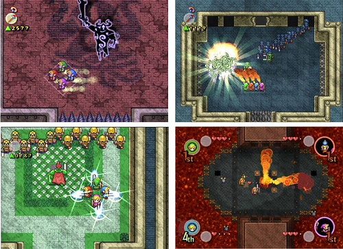four-swords-screens