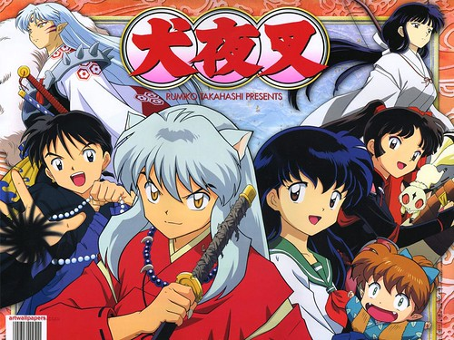 inuyasha wallpapers. InuYasha Wallpaper