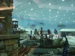 Pista de esqu de Dubai (Ivn Utz) Tags: sky mall shopping eau dubai sony nieve emirates arab neige rabes sonydsch2 mallemirates pistadeesqu emiratosrabesunidos
