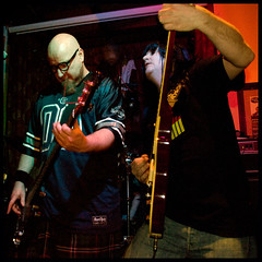The Erics (1) (Briggate.com) Tags: music rock pub kilt janice gig leeds livemusic bald band rockmusic barry kilts baldmen baldy landlady theerics thethreehorshoes threehorshoes asdsc4501sq