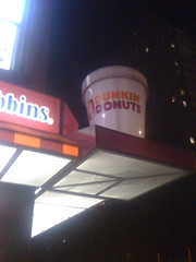 Largest Coffee Cup in the East Village