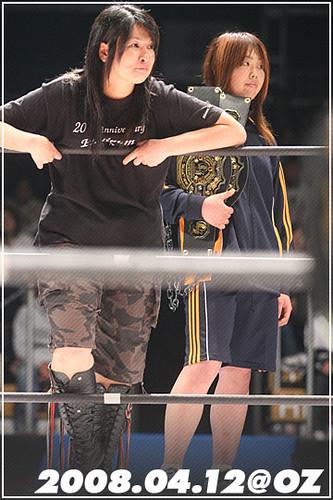 Manami Toyota & Hiroyo Matsumoto