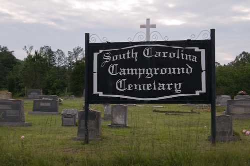 Where South Carolina Campgrounds Go Die