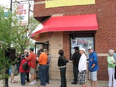 Hot Doug's: Store