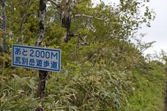 尻別岳遊歩道