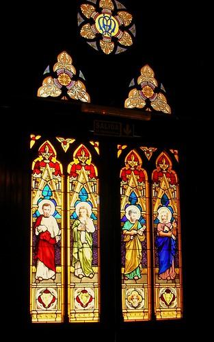 Vitreaux de la Basílica de Luján