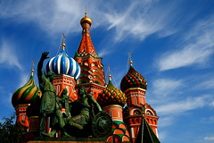 Russia Through My Eyes - St Basil's Cathederal (BudaKedrova) Tags: bridge red summer june st ferry canon river square lens photography spring eyes russia 5 moscow cathederal basil bond kit through 2008 anuar kremlin fairuz kitai gorod my 400d abigfave aplusphoto diamondclassphotographer theunforgettablepictures anawesomedetail budakedrova bestflickrphotography detallessculpturalandaechitecturaltreasures
