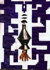 (Kristy Foom) Tags: collage incense kristyfoom