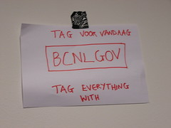 Tag everything with BCNLGOV
