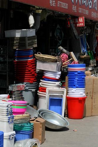Dongjiao Market (by niklausberger)