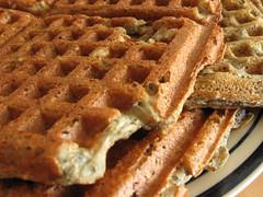 Fankhauser's Cornmeal Waffles