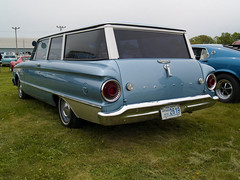 1963 Ford Falcon Station Wagon (kenmojr) Tags: auto classic ford car vintage antique american transportation falcon vehicle carshow stationwagon 1963 kenmo krm