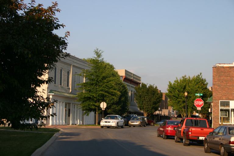 Littourati - Main Page - Blue Highways: Cookeville, Tennessee